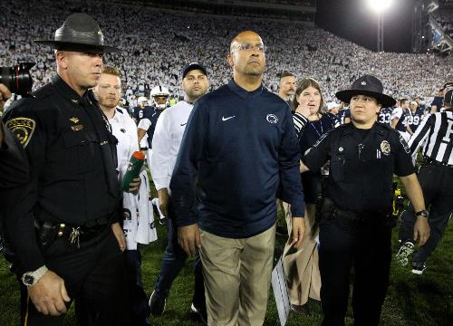 Final Whistle  Penn State announces itself as title contender with rout of  Michigan 91e46c7fe