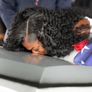 Sgt. La David Johnson: Killed in Niger, now laid to rest