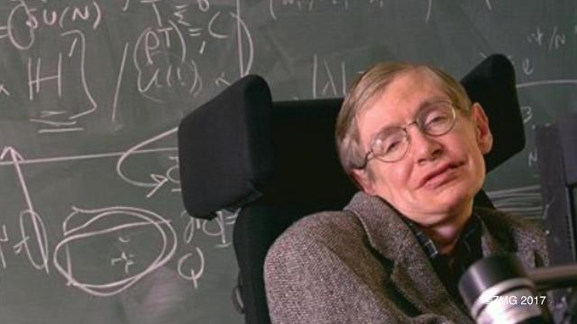 Stephen Hawking's 1966 PhD thesis now available for free online