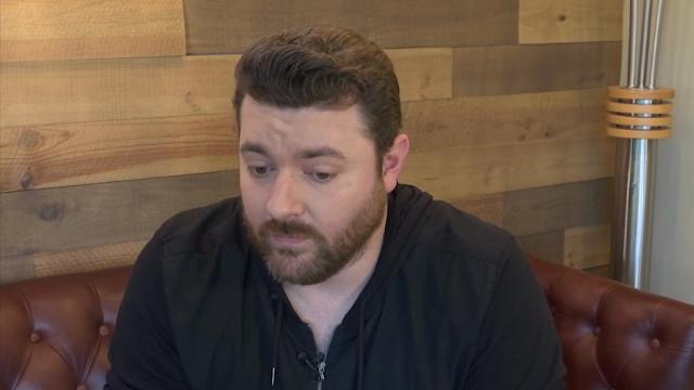 Chris Young: Vegas shooting 'scariest night of life'