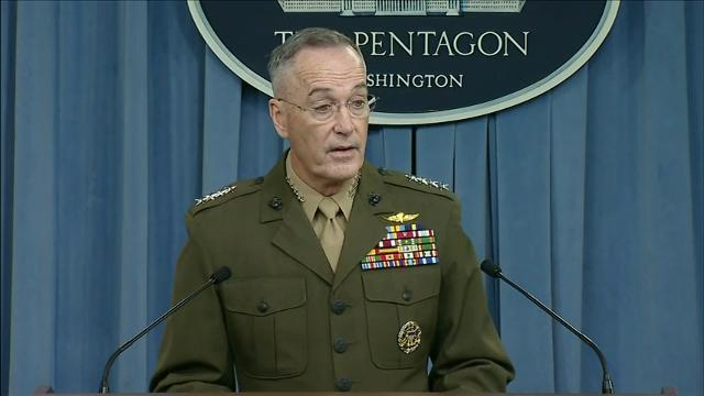 U.S. general admits answers needed in Niger attack