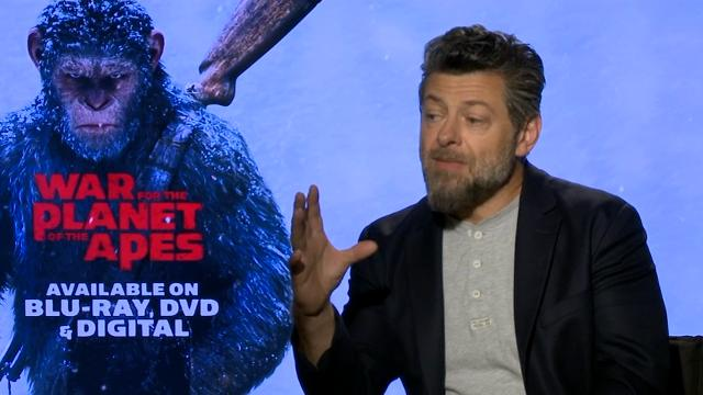 Andy Serkis mourned 'Apes' character