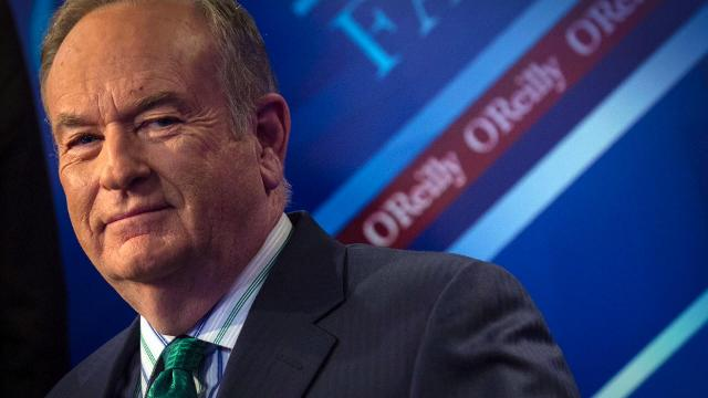 Bill O'Reilly is 'mad at God' over allegations of sexual harassment
