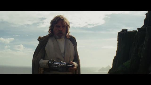 'Star Wars' exclusive: Rian Johnson makes his mark on 'The Last Jedi'