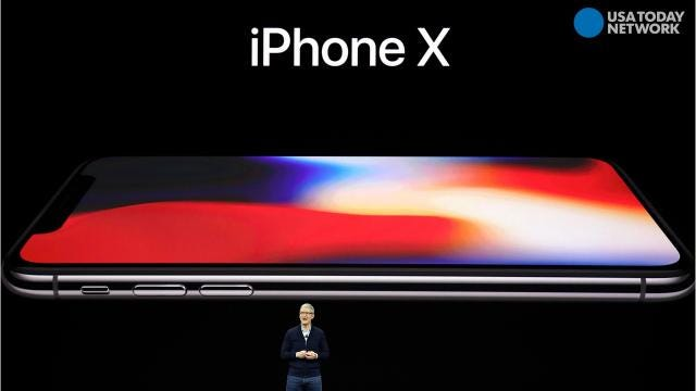 Tim Cook talks iPhone X shortage