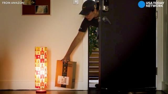 Amazon Key Delivery Service Lets Driver Leave Packages Inside The Door