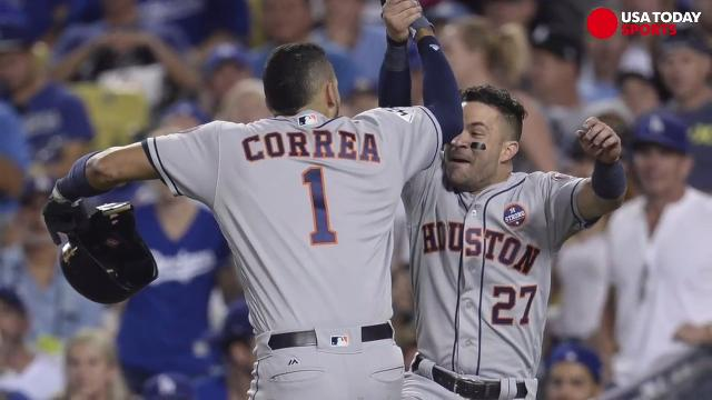 b1777fc0b85 World Series  Takeaways from Astros  wild Game 2 win