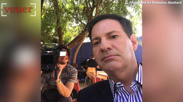 NBC's Mark Halperin apologizes after sexual harassment accusations