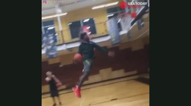 Dunk for the win