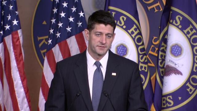 Ryan, Pelosi Divided as House Budget Passage
