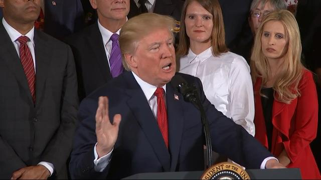 Trump: We will 'overcome addiction in America'