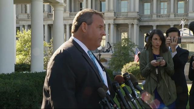 Christie: Opioid move more than 'just say no'