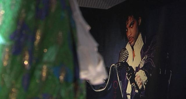 Paisley-patterned paradise pays tribute to Prince