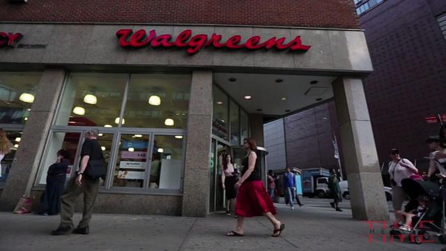 Overdose drug Narcan is now sold at Walgreens