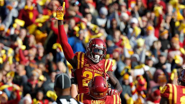 Iowa State Knocks Off No. 4 TCU in Ames