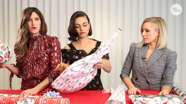 Gift wrapped christmas soundtracks