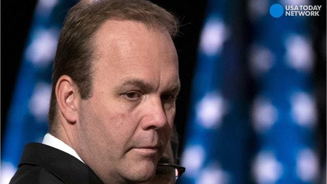 Who is Rick Gates, the man indicted with Paul Manafort?