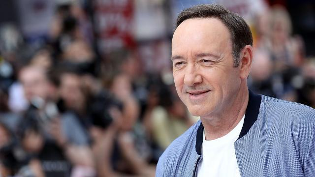 Kevin Spacey accused of coming out to deflect sexual misconduct claim