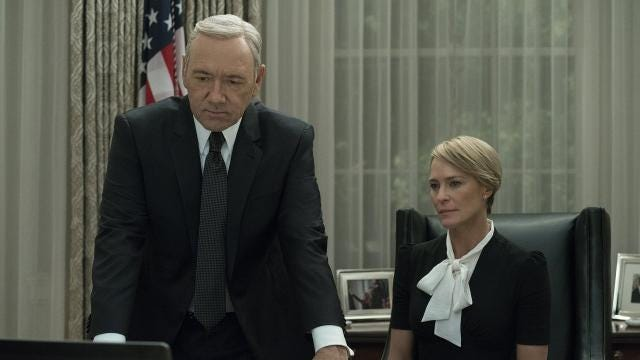 Part of Netflix's 'House of Cards' might live on after the series ends