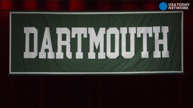 Dartmouth professors investigated for alleged sexual misconduct