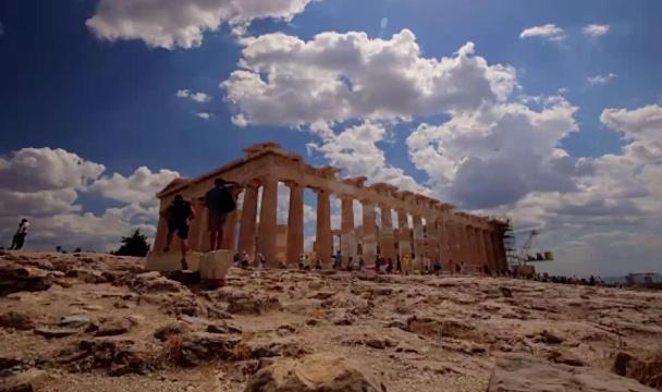 Why you can't wear high heels at ancient sites in Greece