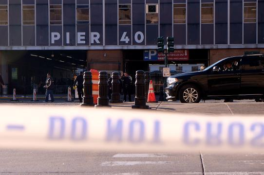 NYC witness: I could have sworn it was a gun shot