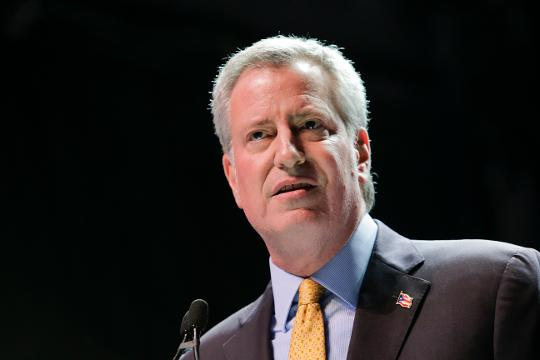 NYC Mayor: Attack was a 'cowardly act of terror'