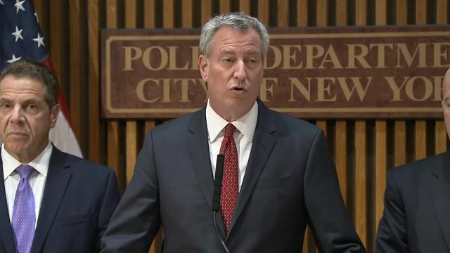 N.Y. leaders: 'Cowardly act' failed to terrorize