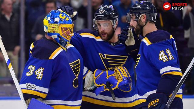 SportsPulse: NHL insider Kevin Allen details the early success from Tampa Bay and St. Louis to start the season, as well as how dire the Vegas' goalie situation has become.