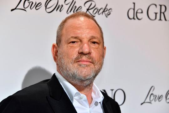 The meteoric rise and fall of Harvey Weinstein