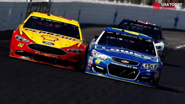 USA TODAY Sports' Mike Hembree previews the AAA Texas 500 at Texas Motor Speedway.
