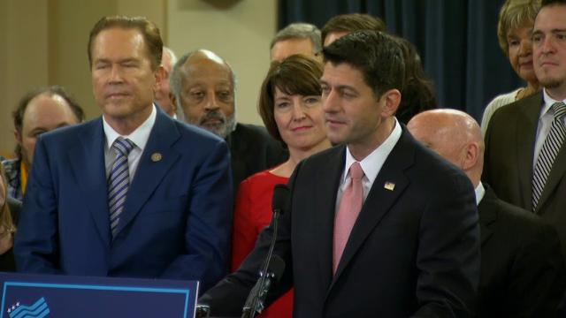 House Republicans reveal much awaited tax plan