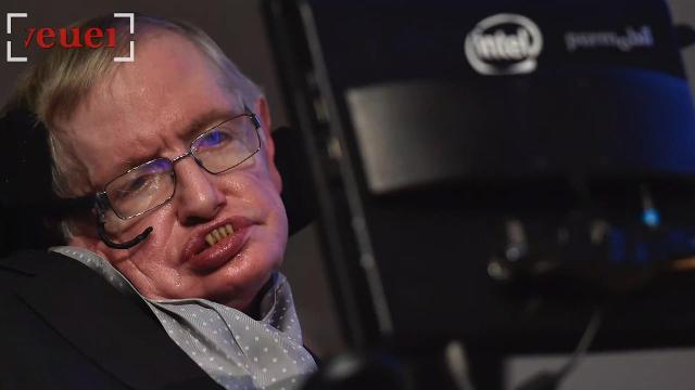 Stephen Hawking: Robots will replace humans completely