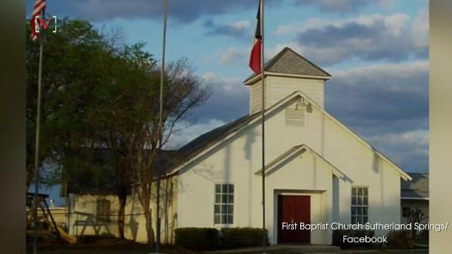 Shooter leaves multiple victims at a Texas church