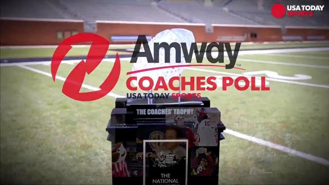 Amway Coaches Poll Week 10: Big Ten powers are slipping