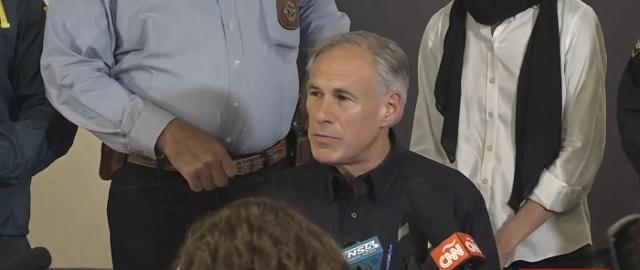 Texas Gov. Abbott gives emotional update on shooting