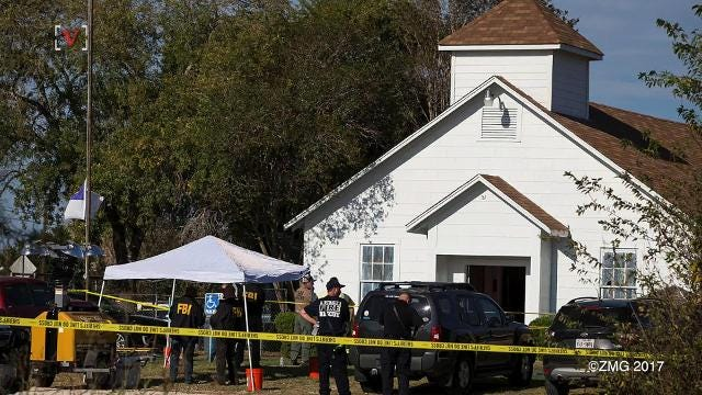Obama on Texas church shooting, amid calls for stronger gun laws