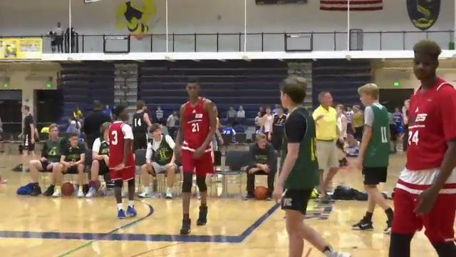 Mom: Teen Hoops Star Has On-Court 'Alter Ego'