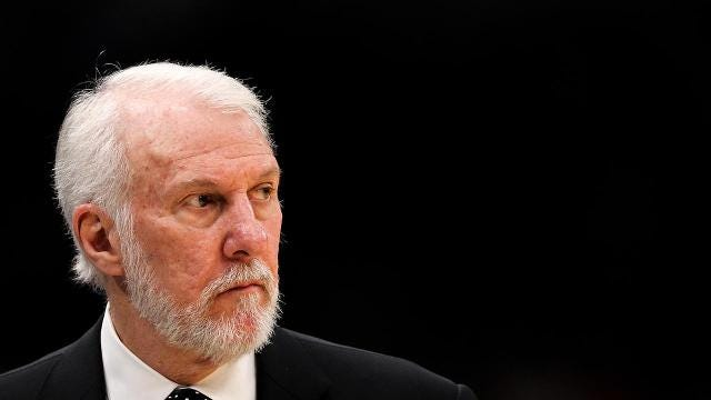 Spurs' Gasol, Popovich comment on Texas shooting