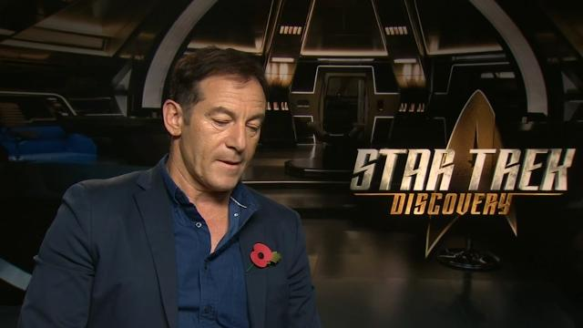 Jason Isaacs praises Rapp for Spacey bravery