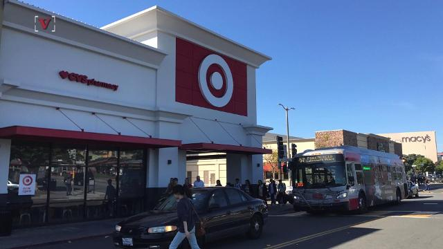 Target is giving its employees a little break this Black Friday