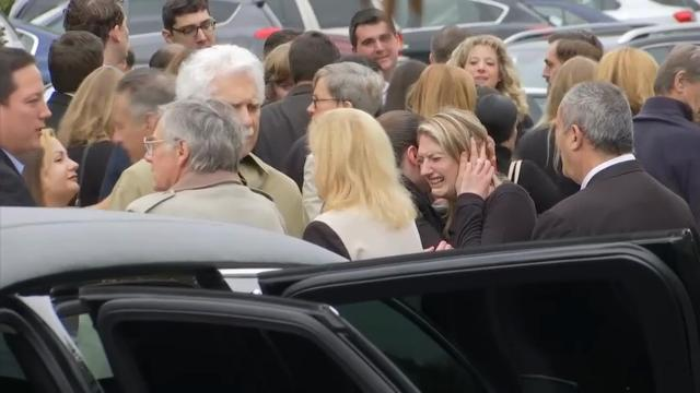 NYC Terror Victim Remebered at Funeral