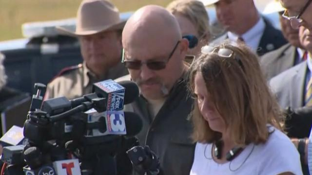 Texas Pastor's wife: 'Don't forget Sutherland Springs'