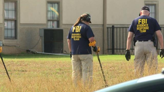 Authorities believe Texas church gunman killed himself