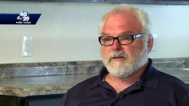 Man who shot gunman: 'I was scared to death'
