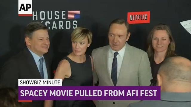 ShowBiz Minute: Weinstein, Spacey, Meek Mill