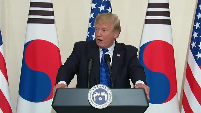 What Trump hopes to God to avoid with North Korea