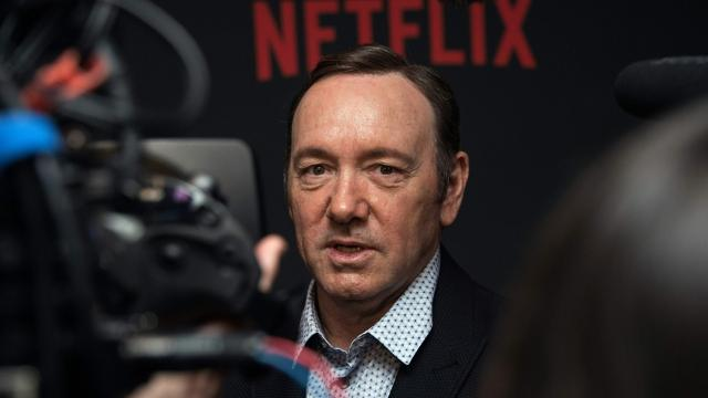 Spacey, Seagal, Anderson won't face charges in select sex-crime cases, Los Angeles DA says