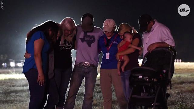 Texas church shooting: Community gathers to mourn at first funerals for victims
