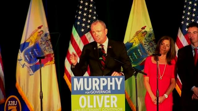 NJ Gov-Elect Promises Push Back Against Trump